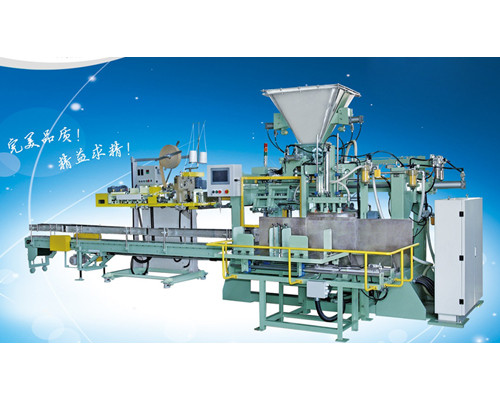 Coal / Gravel / Potato Sealing Weighing Auto Bagging Machines 30-60bag/min