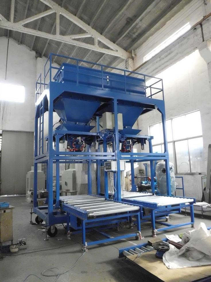 60-100ton Jumbo Bag Filling Machine/ Big Bag Filling Machine/ Big Bag Dosing Machine