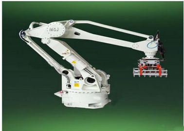 China Automatic Robot Palletizer Option Machine With Versatile Arms factory