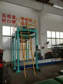 China FIBC Bag Automatic Bagging Machine / Packing Machine For Plastic Granules factory