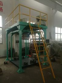 0.6Mpa Air Pressure FIBC Bag Packing / Ton Bag Filling Equipment 0.2KW - 5.5kW
