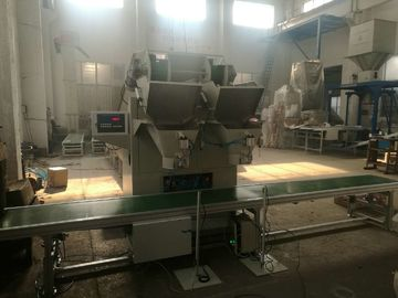 700 Bags Potato Bagger Machine , Potato Packaging Equipment With Bagging Scale