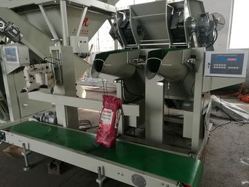 1-5kg Automated Weighing Filling Packing Scale Charcoal / Coal Packing Machine