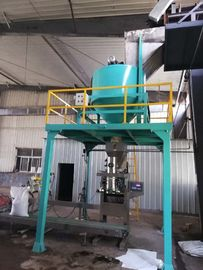 200 Bags / Hour Powder Bagging Machine , Bagging Equipment Fully Stainless Steel