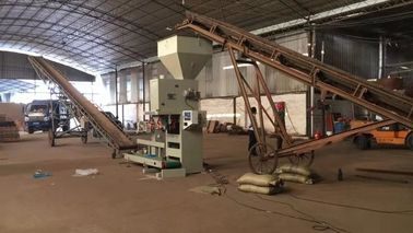 10-50kg Wood Pellet Bagger, Feed Pellet Bagging Machine 3000*1500*2600mm