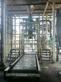 China Bulk Bag Auto Bagging Machines , Automated Bagging Systems For Fly Ash Powder factory