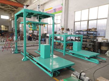 4KW 500kg 2000kg Automatic Weighing And Bagging Machine