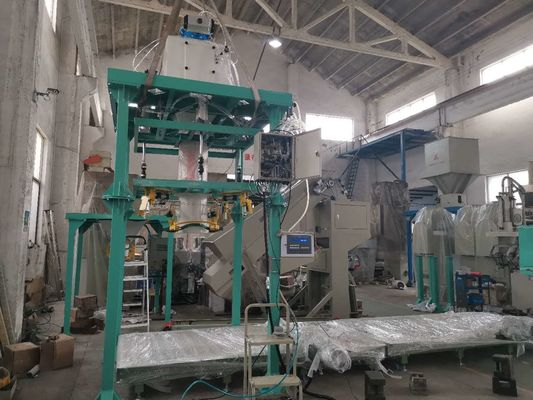 500kg 2000kg Jumbo Bag 4KW Big Bag Packing Machine