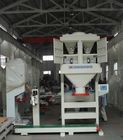 High Capacity Weighting Filling Auto Bagging Machines For Wheat / Corn